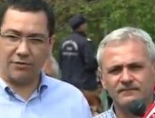 Ponta, dupa ce un satean i l-a reclamat pe un director de la Ape: Ia, ca il verific acum!