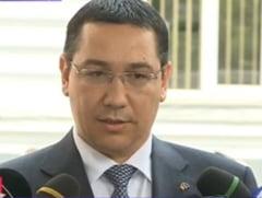 Ponta, dupa cearta cu Basescu pe CAS: A avut un ton badaranesc fata de ministrul Finantelor