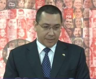 Ponta, dupa condamnarea si demisia lui Dragnea: Nu regret nicio secunda!