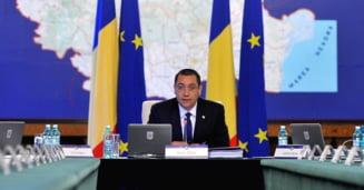 Ponta, dupa criticile lui Iohannis: De ce nu l-a consultat pe Codul Fiscal