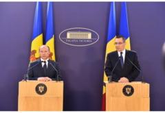 Ponta, dupa imprumutul acordat Moldovei: La nevoie se vede cine ti-e prieten