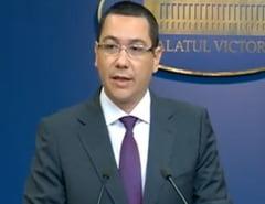 Ponta, dupa intalnirea cu Barroso: Mare parte din reprosurile reciproce au ramas in urma (Video)