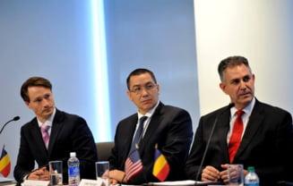 Ponta, dupa intalnirea cu Biden: L-am asigurat ca justita va fi scoasa din bataliile interne (Video)