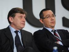 Ponta, fracturat de Antonescu (Opinii)