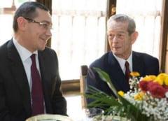 Ponta, gata sa organizeze referendum pentru monarhie: Nu vine regele sa ne ia tara