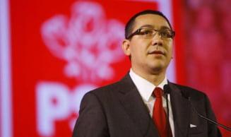 Ponta, glume cu tinerii PSD: Vreau alegeri in 2012 si apoi in 2022