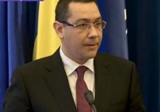 Ponta, glume si sfaturi la bilantul DNA: Nu puteam sa ratez ocazia de a avea un breaking news!
