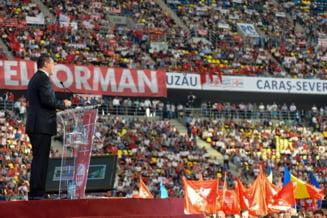 Ponta, hulit si insultat de fanii lui Dinamo