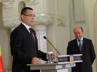 """Ponta, in """"Berliner Zeitung"""": Basescu a incercat sa atraga Guvernul intr-un razboi"""