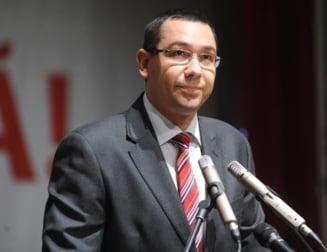 Ponta, in Huffington Post: Doar austeritatea nu este solutia