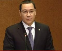 Ponta, in campanie la Bursa: A intarziat si a facut promisiuni de listare