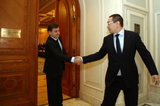 Ponta, in dezacord cu Antonescu: Nu trebuie sa punem in Constitutie o multime de interdictii