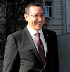 Ponta, inca o ironie la adresa PNL dupa esecul motiunii: Ce a postat pe Facebook (Video)