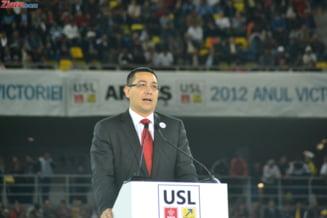 Ponta, increzator ca va fi premier si dupa alegeri