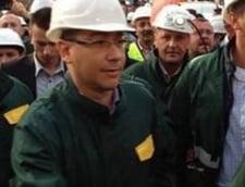 Ponta, intalnire cu Soros: Neaga ca s-ar fi discutat despre Rosia Montana