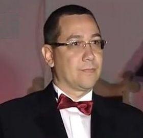 Ponta, intarziat la dineul Casei Regale: Am primit permisiunea de la Alteta sa de a si munci inainte