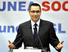 Ponta, interviu pentru Reuters: USL cere anticipate si un nou acord cu FMI