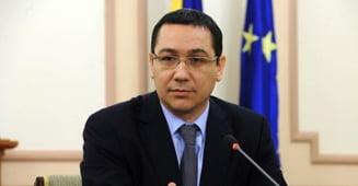 Ponta, intrebat daca a vorbit cu Hrebenciuc: O sa cititi la DNA. Sunt in interceptari din 2010 (Video)