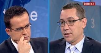 Ponta, intrebat daca va candida la Presedintie: Eu vreau sa fiu prim ministru