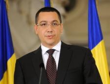 "Ponta, intrebat de ""electorata"" nefunctionala: E in vigoare, dar bancile nu au incredere"