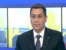 Ponta, invitat sa ramana la Realitatea TV dupa dezbatere. Iohannis a protestat. Ce a urmat