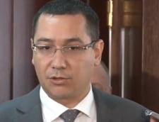 Ponta, ironii la adresa CCR: Poate reusim sa le marim bugetul, sa munceasca mai eficient