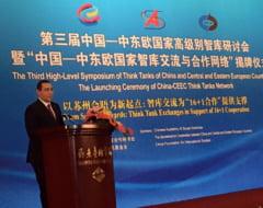 Ponta, keynote speaker la Beijing: Lauda investitiile chinezilor, care se afla doar pe hartie