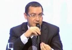 Ponta, la Bruxelles: Am vrut sa dovedesc ca austeritatea si taierile nu sunt singurele solutii