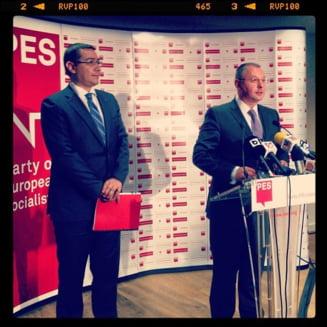 Ponta, la Bruxelles: Romania va merge pe o cale constitutionala