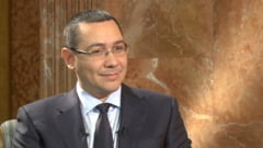Ponta, la Euronews: Pronosticuri despre aderarea la zona euro si laude pentru DNA (Video)