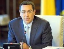 Ponta, la comandamentul pentru inundatii: Asta este cel mai pozitiv lucru pe care il remarc