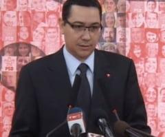 Ponta, la finalul intalnirii cu delegatia FMI: USL se pregateste sa vina la guvernare