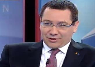 Ponta, la prezidentiale doar daca se reface USL: Antonescu: Minte cu nerusinare, se teme de mine!