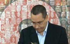 Ponta, legat de o viitoare candidatura: Nu vreau sa incurc!