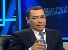 Ponta, mesaj in ajunul motiunii de cenzura: Doamna Gorghiu e ridicola