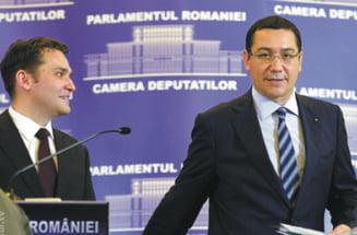 Ponta, mesaj pentru Hrebenciuc si Sova: Sa se puna la dispozitia Justitiei. Cine greseste plateste