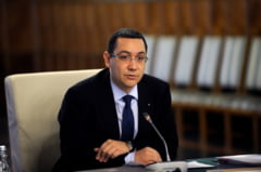 Ponta, ministrilor: Inteleg ca ati convins si 20 de membri PDL ca motiunea lor era neserioasa