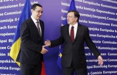Ponta, neconvingator la Bruxelles, lupta prea murdar - presa straina