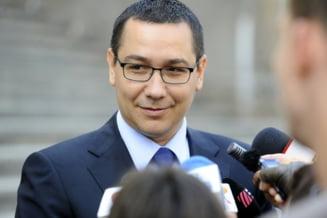 Ponta, nemultumit de activitatea ICR: Barbu, pus sa il analizeze pe Marga