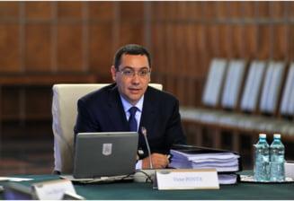 Ponta, nemultumit de decizia CCR pe Rompetrol: Compania e in pericol sa intre in insolventa
