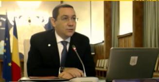 Ponta, nemultumit de parteneriatul strategic cu SUA: Economic nu merge foarte bine. Facem un update