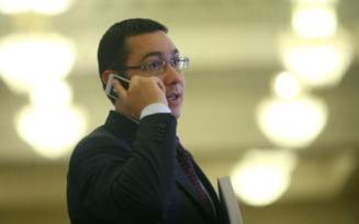 Ponta, noi acuzatii la adresa lui Basescu: Minte de ingheata apele, il suna pe Papici si il chema in birou (Video)