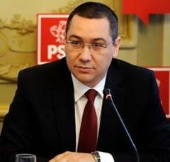 Ponta, noi ironii la adresa lui Predoiu: Vanghelie e mult mai ancorat in realitate