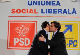 Ponta, nostalgic dupa USL: Rautatea si prostia si-au dat mana, si pana la urma raul a castigat