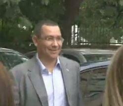 Ponta, nou dosar la DNA: Ar fi luat bani pentru a pune pe cineva pe lista la alegeri UPDATE