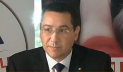 Ponta, o noua reactie dupa dezvaluirile lui Basescu: Merge cu Iohannis, au o alianta publica (Video)