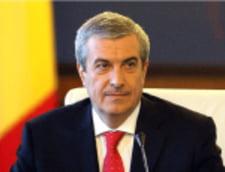 Ponta, ofiter acoperit - Tariceanu: Declaratiile lui Basescu sunt golanii (Video)