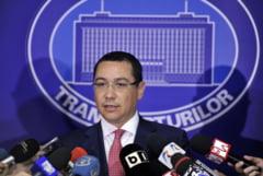 Ponta, premierul cu cele mai multe mandate de ministru interimar