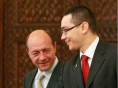 Ponta, premierul lui Basescu - cel mai amuzant moment politic din 2012 - sondaj