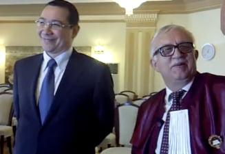 Ponta, prizonierul mafiei de la CCR (Opinii)